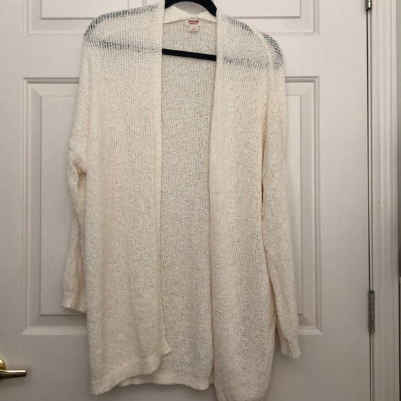 Mossimo Supply Co. Sweaters - Cozy Cream Cardigan